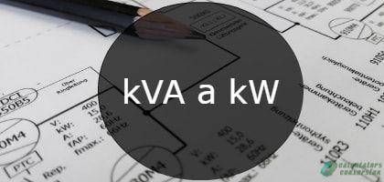 kva a kw-min
