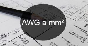 AWG a mm2